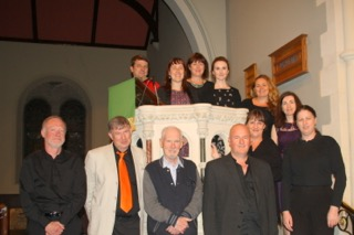 The Sandford Church Dublin Shakespeare Society Cast