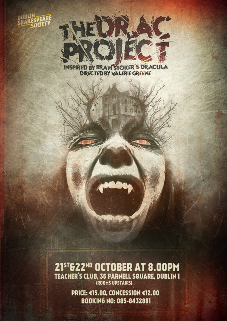 the drac project poster
