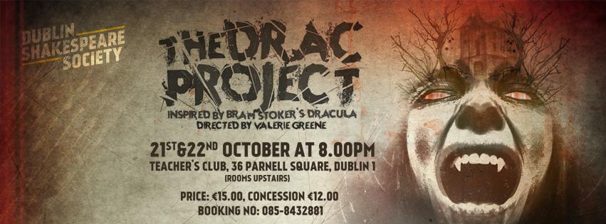 DSS present The Drac Project