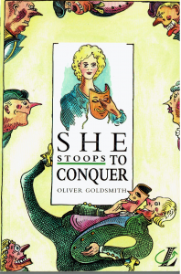 Rehearsed Reading She Stoops to Conquer