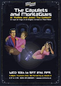 Dublin Shakespeare Society Capulets and Montagues