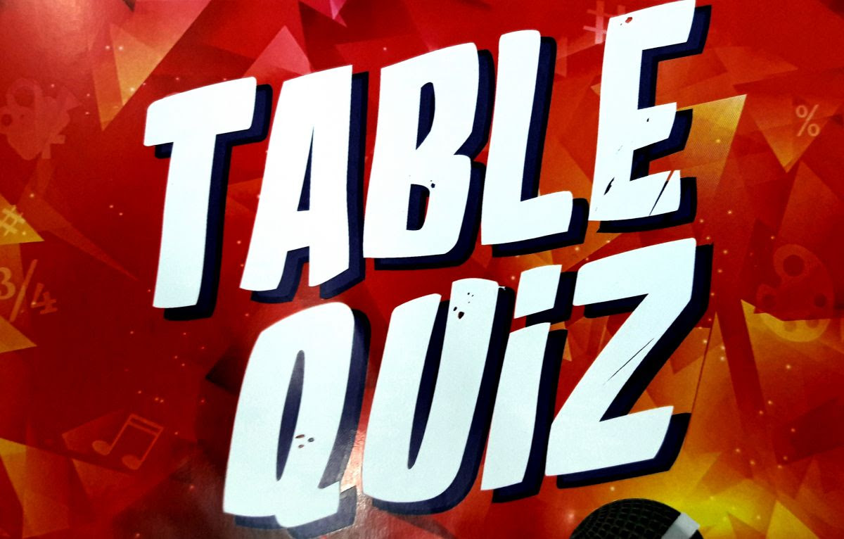 Dublin Shakespeare Society Table Quiz