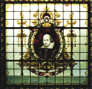 Shakespeare Window at DSS