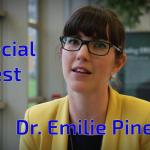 Dr Emilie Pine Special Guest